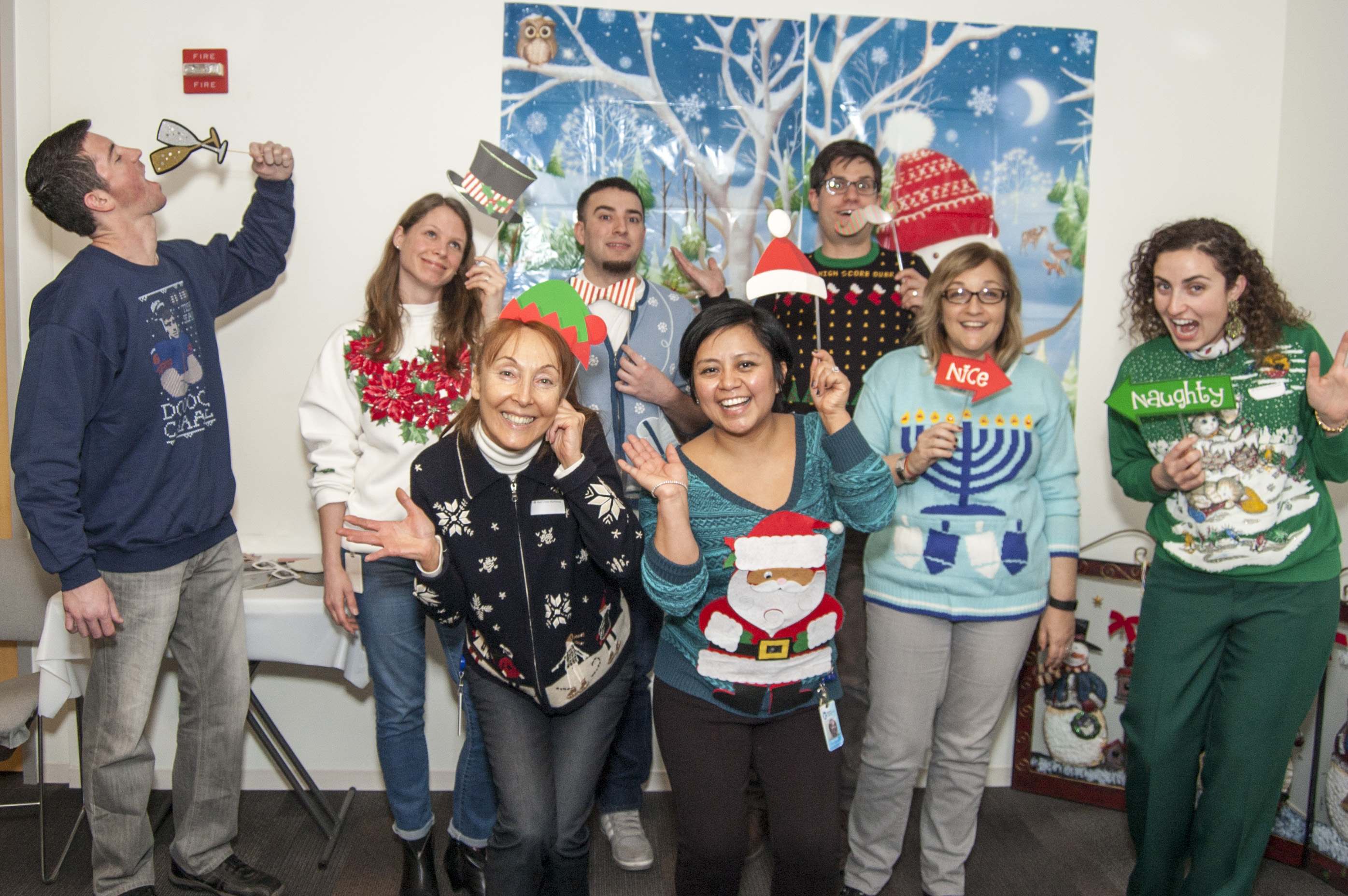 Ugly Sweater Team