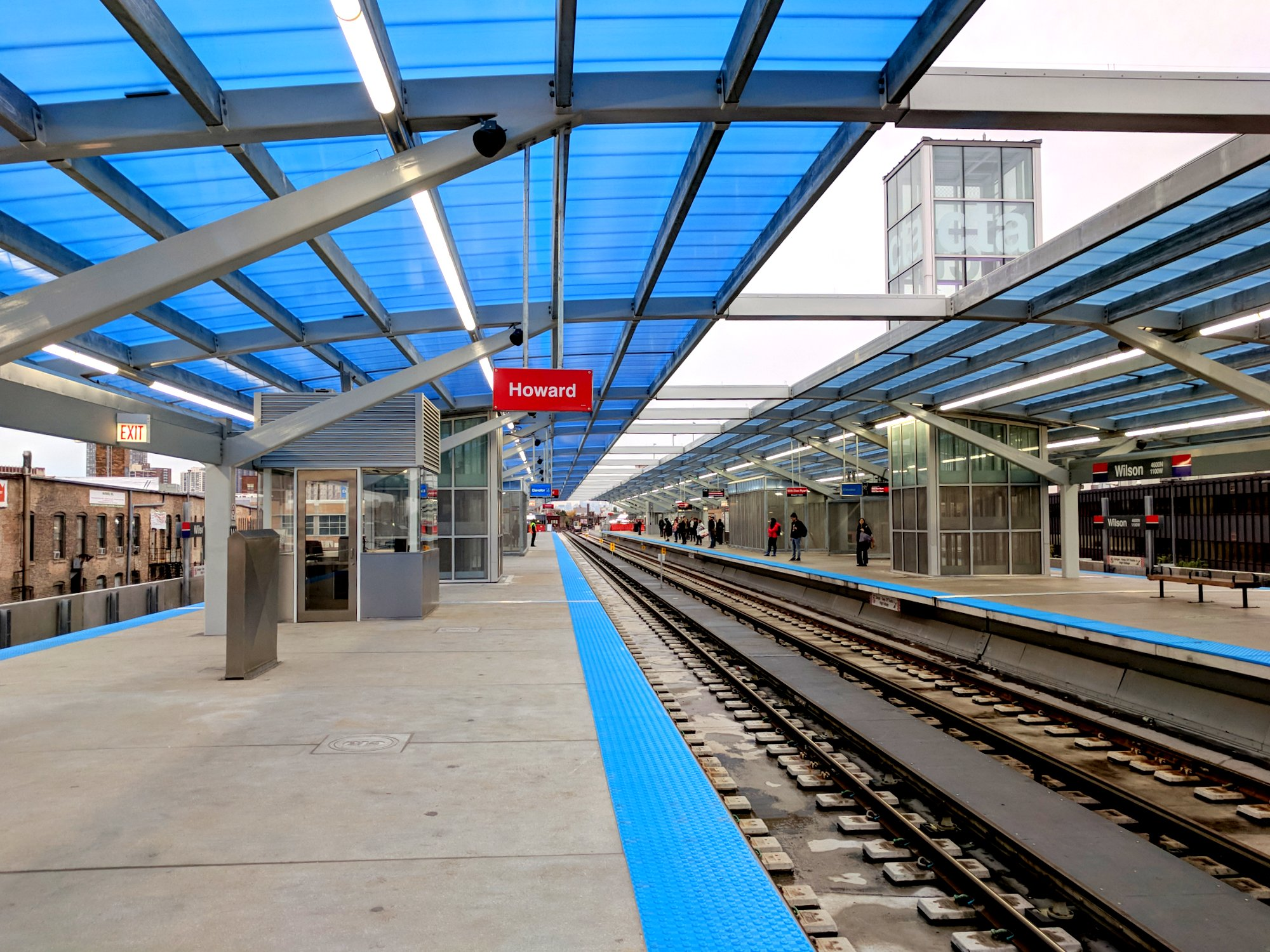 C2 Wilson station after reconstruction (Source CTA)