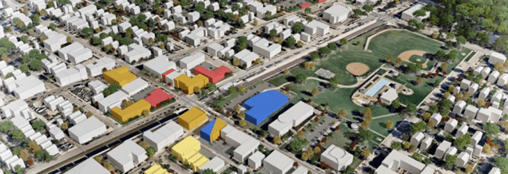 Maywood adopts RTA-supported TOD plan for downtown area